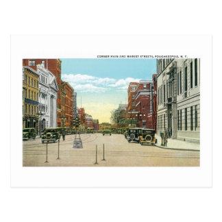 Poughkeepsie, NY Postcard