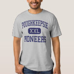 Poughkeepsie - Pioneers - High - Poughkeepsie T-Shirt