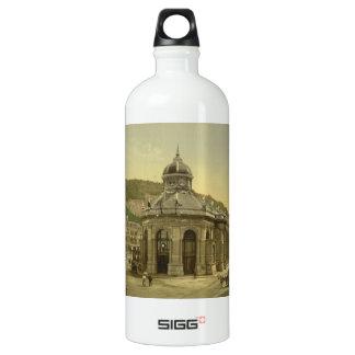 Pouhon, Spa, Belgium Aluminum Water Bottle