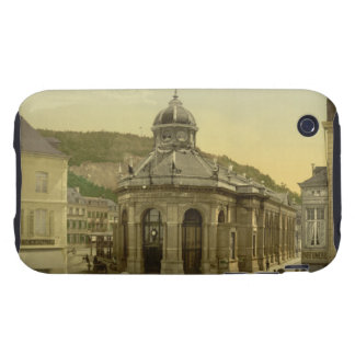 Pouhon Spa Belgium iPhone 3 Tough Cover