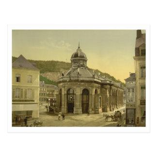 Pouhon, Spa, Liege, Belgium Postcard