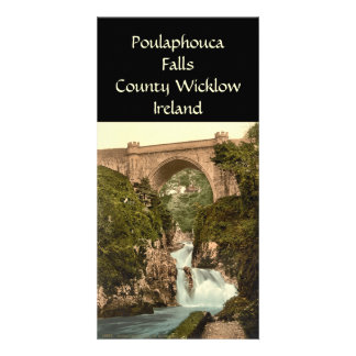 Poulaphouca Falls, County Wicklow Card