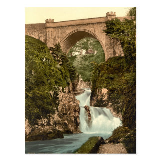 Poulaphouca Falls, County Wicklow Post Cards