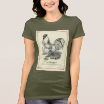 Poulet Chicken T-Shirt