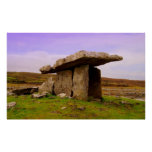 Poulnabrone Dolmen Posters