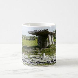 Poulnabrone Dolmen, The Burren, Clare, Ireland Coffee Mug