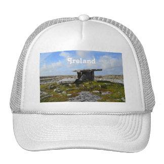 Poulnabrone Portal Tomb Trucker Hat