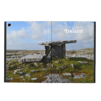 Poulnabrone Portal Tomb Cover For iPad Air