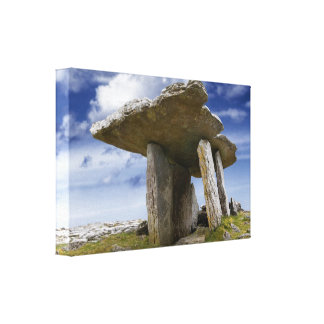 Poulnabrone Wrapped Canvas
