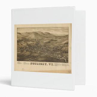 "Poultney Vermont (1886) Carpeta 1"""