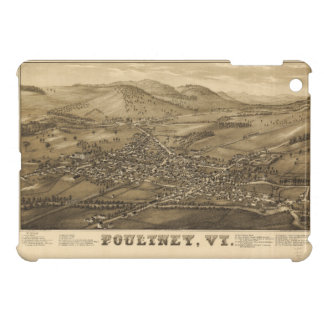 Poultney Vermont (1886) Cover For The iPad Mini