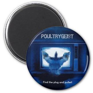 poultry-geist 2 inch round magnet