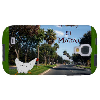 Poultry in Motion Galaxy S4 Case