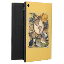 Poultry of the World iPad Air Case