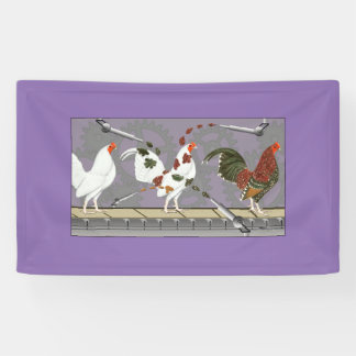 Poultry Painter Banner