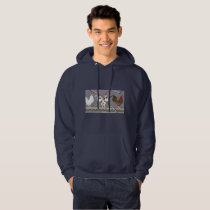 Poultry Painter Hoodie