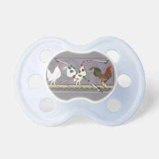 Poultry Painter Pacifier