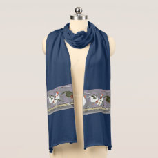 Poultry Painter Scarf