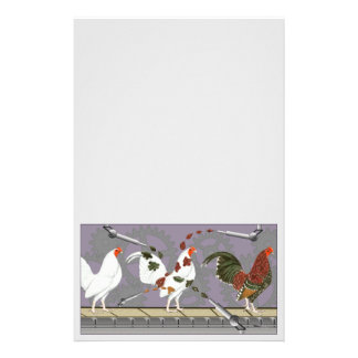 Poultry Painter Stationery