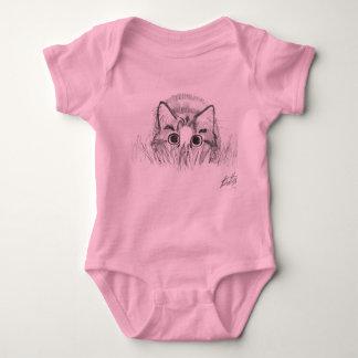 pouncer kitten baby shirt