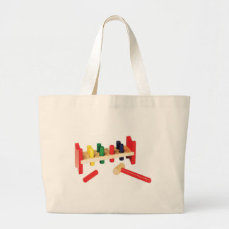 Pound a Peg Toy Decor Items Bag