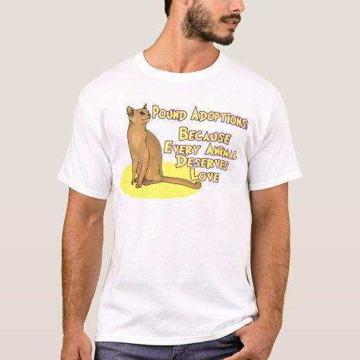 Pound Adoptions T-Shirt