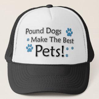 Pound Dogs Trucker Hat