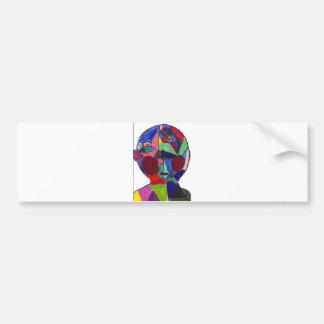 Pound-Mattie W Bumper Sticker