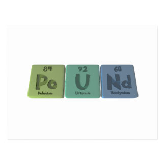 Pound-Po-U-Nd-Polonium-Uranium-Neodymium.png Postales
