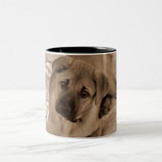 Pound Puppy Coffee Mug
