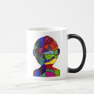 Pound-Samantha C 11 Oz Magic Heat Color-Changing Coffee Mug