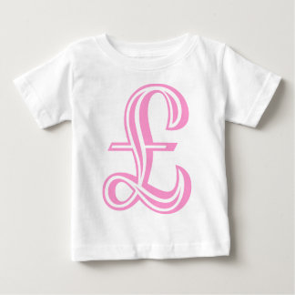 Pound Sign Baby T-Shirt