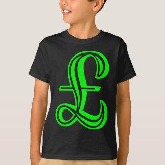 Pound Sign - Green T-Shirt
