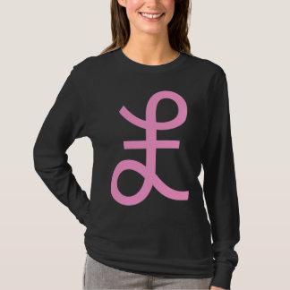 Pound Sign - Pink T-Shirt