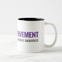 Pound The Pavement Mug