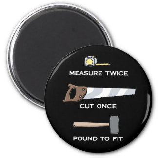 Pound To Fit Magnet