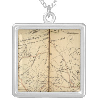 Poundridge, New York Silver Plated Necklace