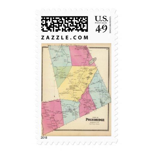 Poundridge, Town Stamp