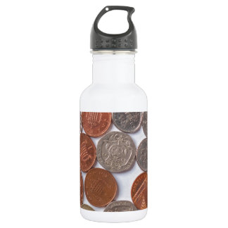 Pounds Stainless Steel Water Bottle