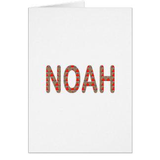 Pour NOAH: ARTIST NavinJOSHI gifts artistique Greeting Card