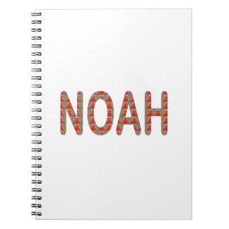 Pour NOAH: ARTIST NavinJOSHI gifts artistique Spiral Notebook