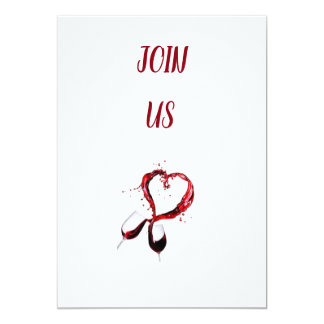 POUR THAT WINE ***VALENTINE*** PARTY INVITATION
