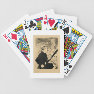 'Pour Toi!' from The Old Stories, a Society Repert Bicycle Playing Cards