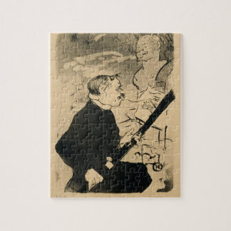 'Pour Toi!' from The Old Stories, a Society Repert Jigsaw Puzzles