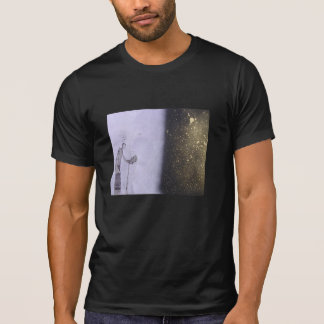 Pouring Beer Skectch T-Shirt