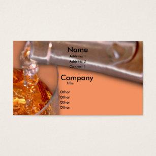 Wine liquid business cards templates zazzle pouring wine business card colourmoves