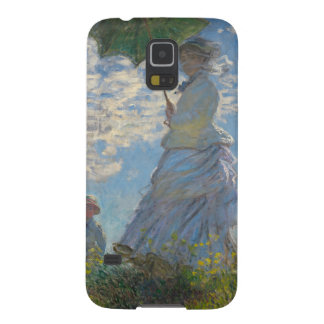 Pours the parasol the woman (mone lady) who galaxy s5 case