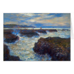 Pourville by Claude Monet Greeting Card