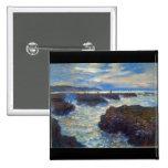 Pourville by Claude Monet Pin