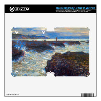 Pourville by Claude Monet WD My Passport Skins